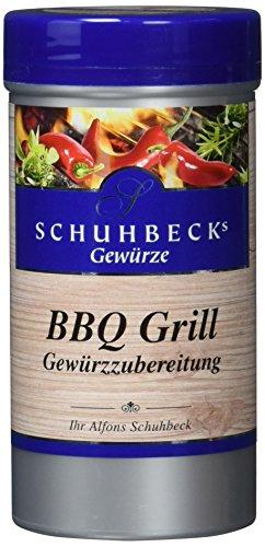 Schuhbecks BBQ Grill Gewürz, 3er Pack (3 x 115 g)