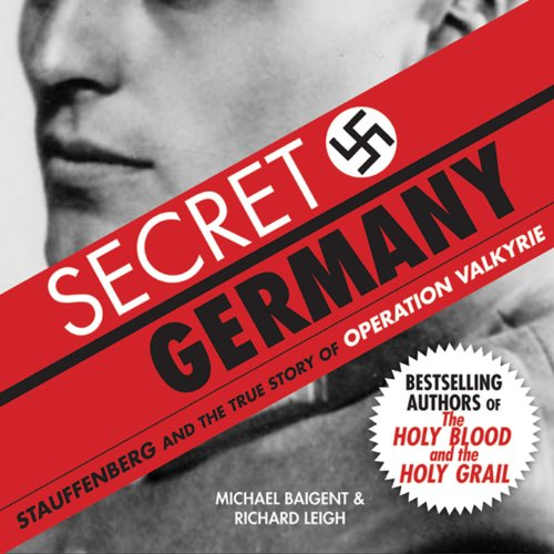 Page de couverture de Secret Germany