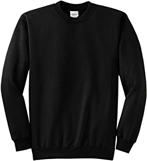 Tall Ultimate Crewneck Sweatshirt in 20 Colors. Tall Sizes: LT-4XLT