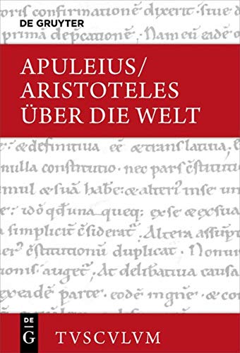 Über die Welt: Griechisch - lateinisch - deutsch (Sammlung Tusculum)