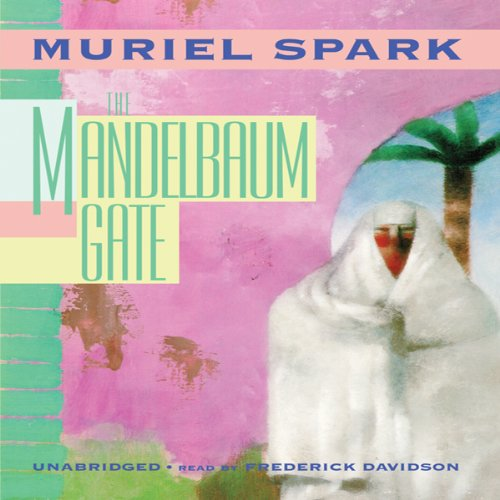 The Mandelbaum Gate  Audiolibri
