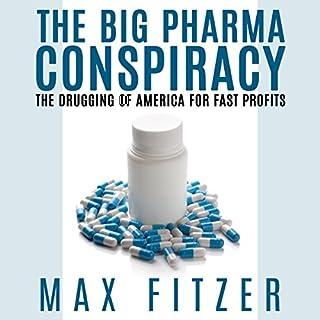 The Big Pharma Conspiracy audiobook cover art