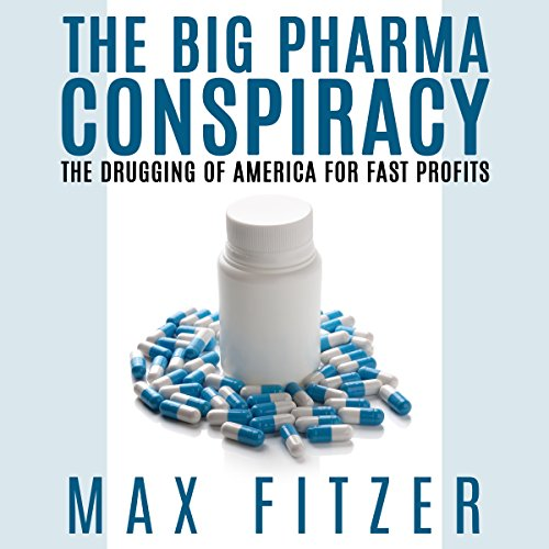 The Big Pharma Conspiracy audiobook cover art