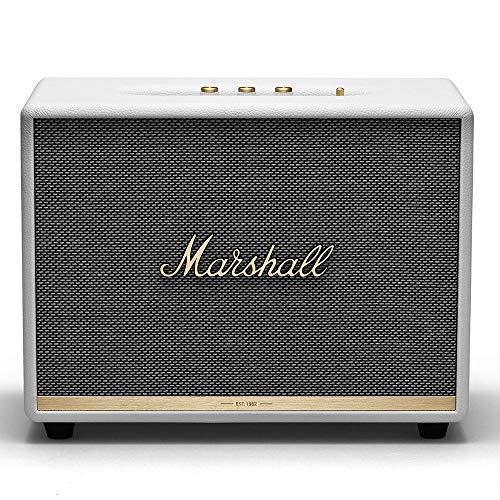 Marshall Worburn II Bluetooth Lautsprecher - weiß (EU)