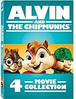 Alvin & the Chipmunks 4-Movie Collection [DVD] [Import]