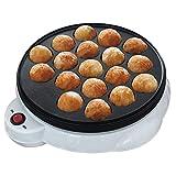 Takoyaki Maker Octopus Balls Grill 18 Holes Mini Octopus Balls Breakfast Machine Household