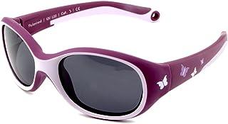 ActiveSol - gafas de sol | NIÑA | 100% protección UV 400 | polarizadas | irrompibles, de goma flexible | 2-6 años | 22 gramos | [Unicornio]