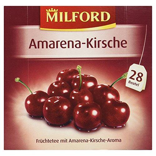 Milford Amarena-Kirsche 28 Teebeutel, 63 g