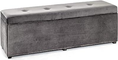 Haku Möbel Banquette, MDF, 35 x 118 x 42 cm