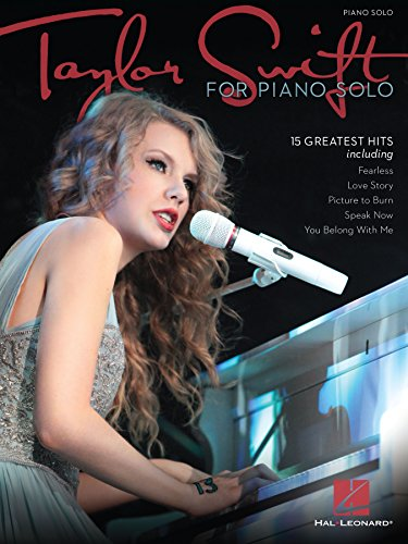 Taylor Swift for Piano Solo (English Edition)