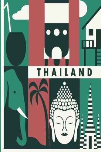 Thailand Travel Journal: Wanderlust Journals - 51LVopN+JAL