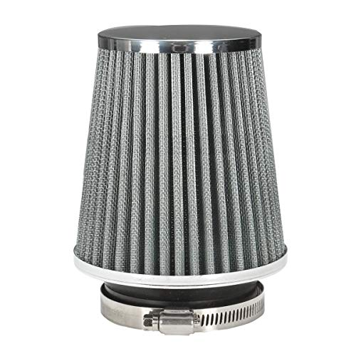 AVANI EXCHANGE 3inch 75mm Car Air Filter Clean Intake High Flow Short RAM Cold Round Cone