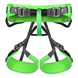 KAILAS Angel Kids Climbing Harness Fully Adjustable Lightweight Junior Seat Harness Padded Age 5-10 Child for Rock Climbing