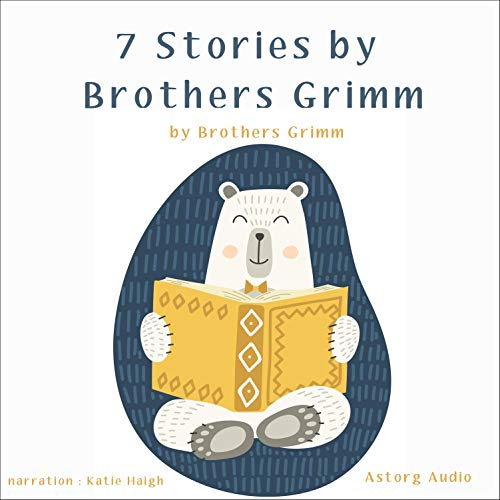 7 Stories by Brothers Grimm cover art