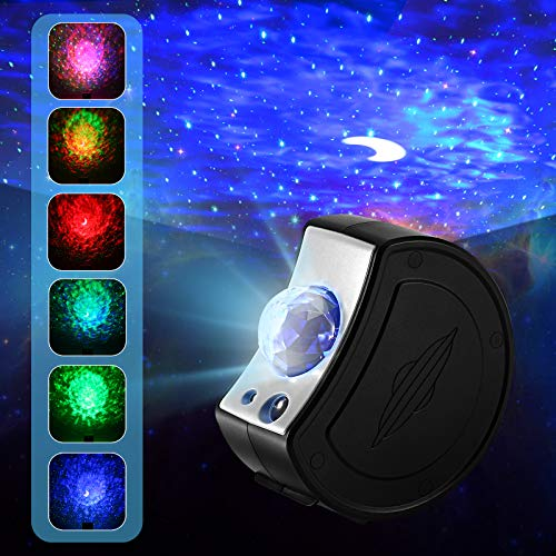 Star ProjectorNebula Light Galaxy Projector Light for Kids Adults Bedroom Night Light Party Mood Ambiance
