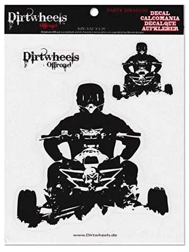Dirt Gear Motocross Aufkleber Quad ATV MX Sticker 103