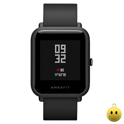 Xiaomi Mi Amazfit BIP Smart Watch GPS Gloness Smartwatch Smart-Watch Watchs 45Jours en Veille pour iOS Android