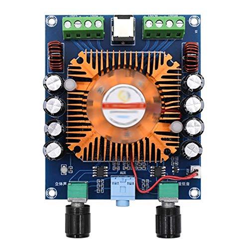 OVBBESS TDA7850H amplificador de potencia digital Junta 4X50W 4 canales clase AB audio automotriz amplificador de potencia Junta con Shell