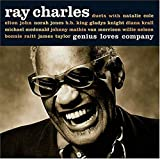 "album cover: Ray Charles: ""Genius Loves Company"""