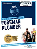 Foreman Plumber (Career Examination)