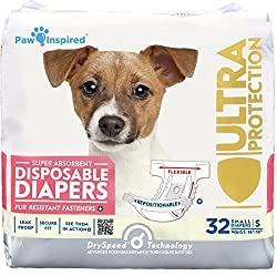 Top 5 Best Dog Diapers 2020