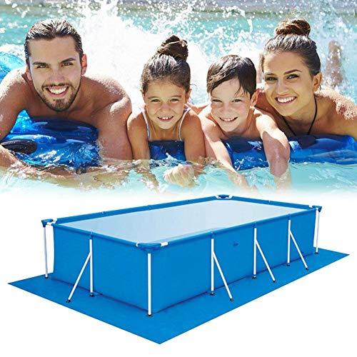Nearthde - Bodenfolien für Pools in -, Größe 445 * 244 CM / 175,20 * 88,19 Zoll