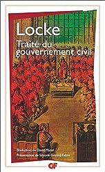 Traité du gouvernement civil de Locke