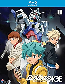 Mobile Suit Gundam AGE TV Series Blu-ray Collection 1
