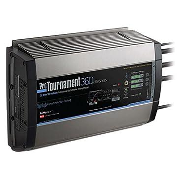 ProMariner 52036 ProTournament 360 elite Triple Charger - 36 Amp, 3 Bank
