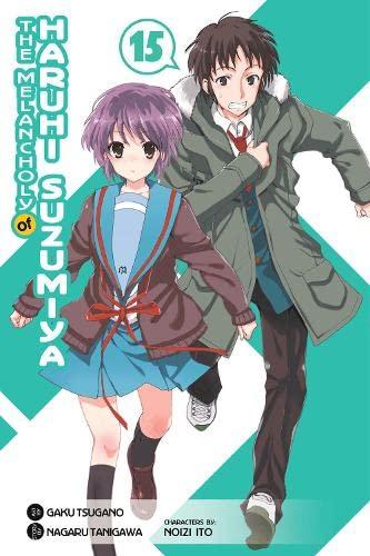The Melancholy of Haruhi Suzumiya, Vol. 15 (Manga)