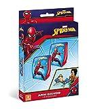 Mondo -16898 Toys-Spiderman Arm Bands-Apoyabrazos de Seguridad de PVC Aptos para niños de 2 a 6 años con Peso 6 – 20 kg – 16898, Multicolor, 16898