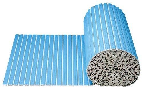 SANEI カットして使える ロール風呂フタ ブルー 幅750�oX長さ10メートル W792-B
