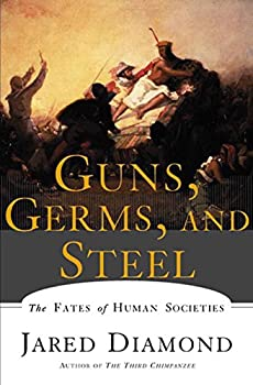 Paperback Guns, Germs, and Steel: The Fates of Human Societies Book