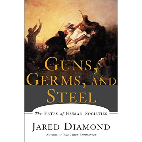 jared diamonds thesis in guns germs and steel