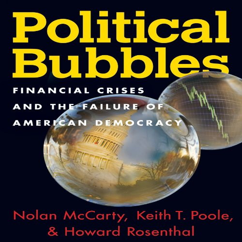 Political Bubbles audiobook cover art