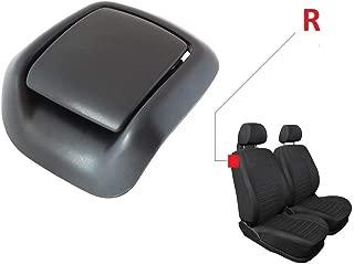 Took09 Car Seat Back Adjustment Lever Front Passenger Seat Tilt Handle 1417521 For Genuine Ford Fiesta MK6