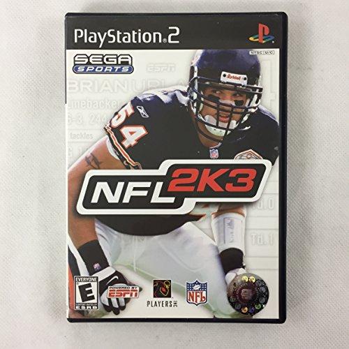 Playstation 2 NFL 2k3 [video game]