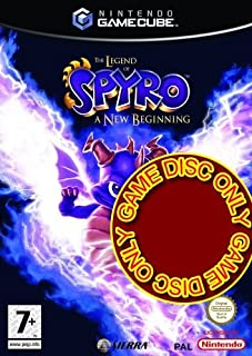 The Legend Of Spyro A New Beginning Game GAMECUBE