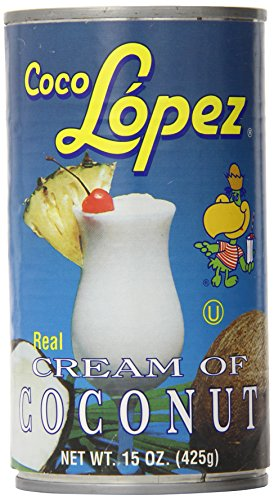 Coco Lopez Cream of Coconut Pina Colada Mixer - 15oz Can