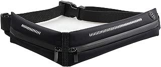 Mum's memory Waterproof Running Belt for Phone - Fanny Pack Men and Women No Bouncing Waist Packs for Running,Yoga,Gyms, Outdoor Activities