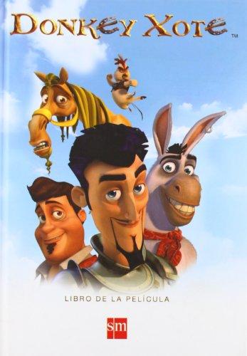 Donkey Xote. Libro de la película