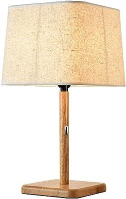 ZJM.1 Lámpara de Mesa- Habitación Dormitorio de la luz de Noche ...