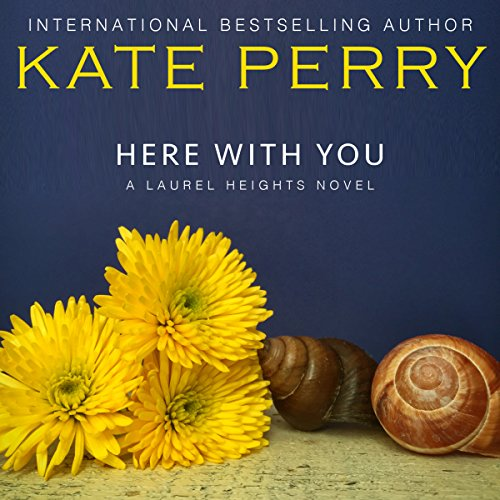Here with You audiobook cover art