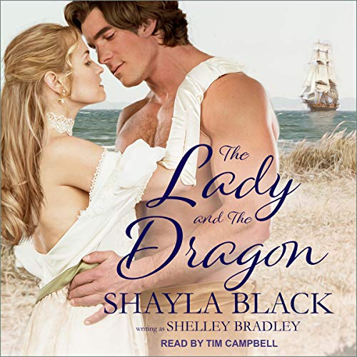 The Lady and the Dragon cover art