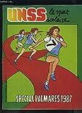 UNSS, le sport scolaire - N°47 - NOVEMBRE 1987 : SPECIAL PALMARES 1987 - BOXE / CANOE KAYAK / COURSE D'ORIENTATION + RUGBY + TENNIS + DANSE...ETC.