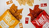 Taco Bell Sauce Packet Flavored Corn Tortilla Chips Combo Pack Fire and Mild