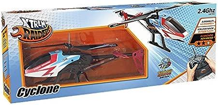 World Brands Xtrem Raiders-Cyclone-Helicóptero