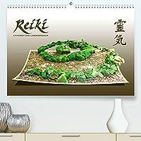REIKI - Chakren und Lebensregeln (Premium, hochwertiger DIN A2 Wandkalender 2022, Kunstdruck in Hochglanz): Bilder zum Meditieren und Verweilen (Monatskalender, 14 Seiten )