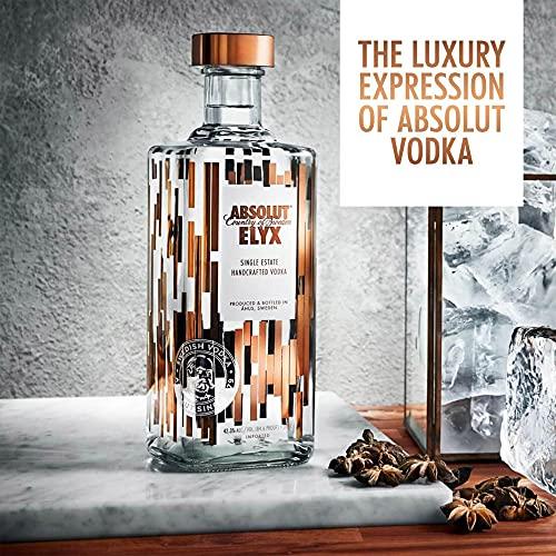 Absolut Elyx Luxus Wodka - 2