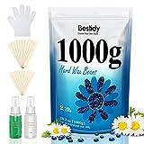 Bestidy Wax Beads 1000g/2.2lb/35oz Waxing